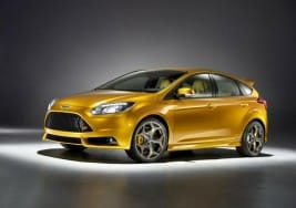 2013 Ford Focus ST vs Mazdaspeed3 – Performance specs shootout