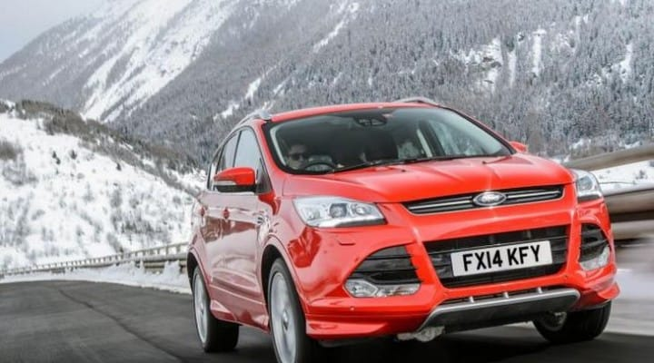 Ford Kuga Titanium X Sport showroom price and availability