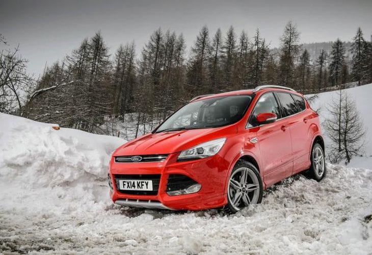 Ford Kuga Titanium X Sport showroom price and avialabilty