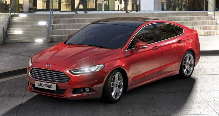 Ford recalls for models in the UK over faulty software