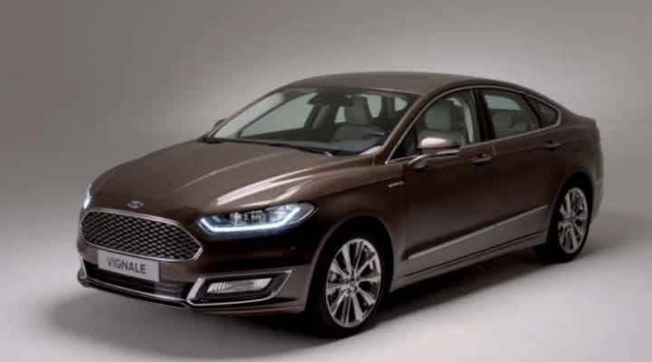 Ford Mondeo Vignale price targets rivals