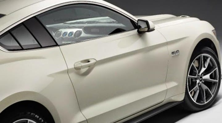 Ford Mustang 2015 price at $20, if you're lucky