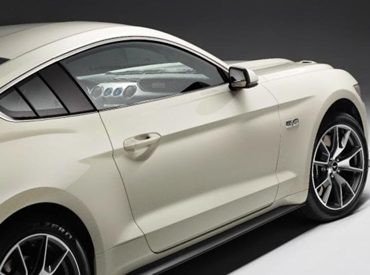 Ford-Mustang-50-Year-Convertible