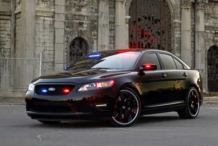 Ford Police Interceptor Recall