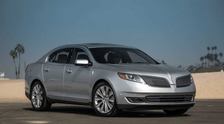 Ford issues recall for Taurus, Lincoln MKS and Interceptor