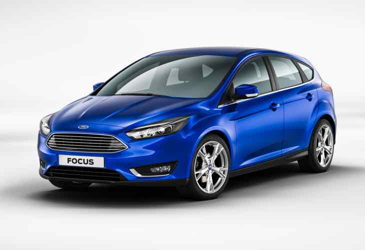 Ford recall in July 2015 for Focus