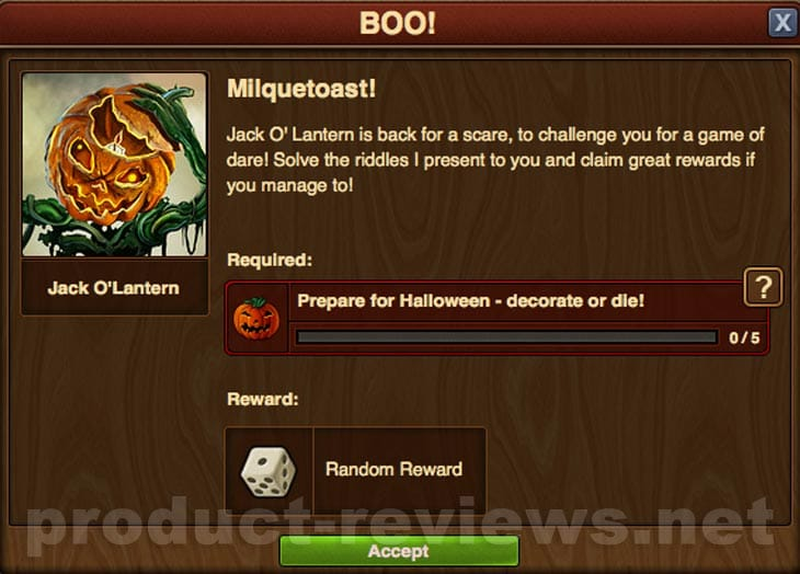 Forge of Empires: Jack O' Lantern 2014 Halloween riddles begin ...