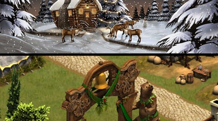 Forge of Empires new Frosty The Snowman quest line