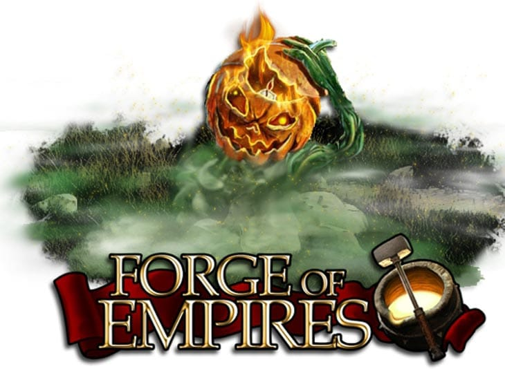 Forge of Empires Jack O' Lantern Halloween riddles start