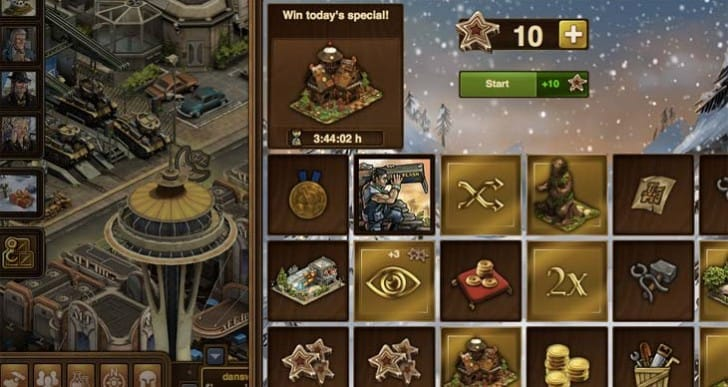 Forge of Empires Winter 2014 quests list with answers