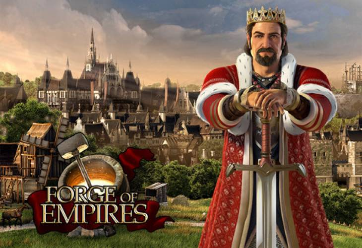 Forge of Empires crashing resolved