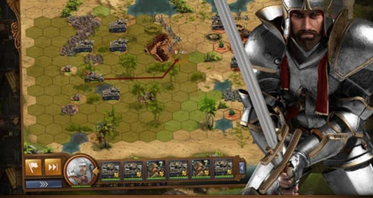 Forge of Empires for iPad, Tribal Wars on Android