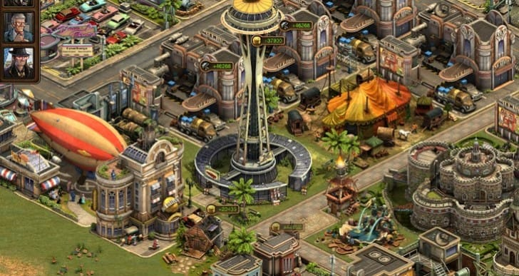 Forge of Empires iPad working in iOS 8
