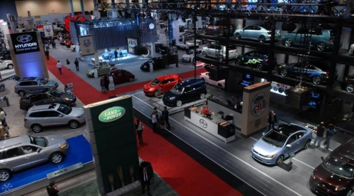 Fort Lauderdale Auto Show, cars, dates and times