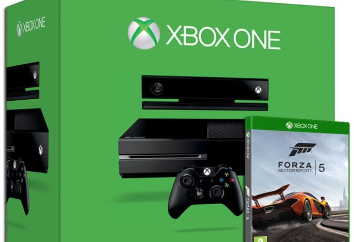 forza 5 coming soon as xbox one bundle in the us product reviews net. Black Bedroom Furniture Sets. Home Design Ideas