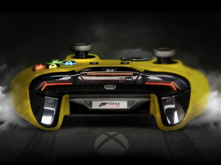 Forza-Horizon-2-ultimate-Xbox-One-controller