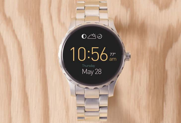 Fossil Q Marshal release this fall