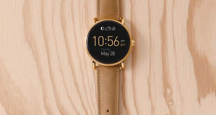 Fossil Q Wander and Marshal release this fall