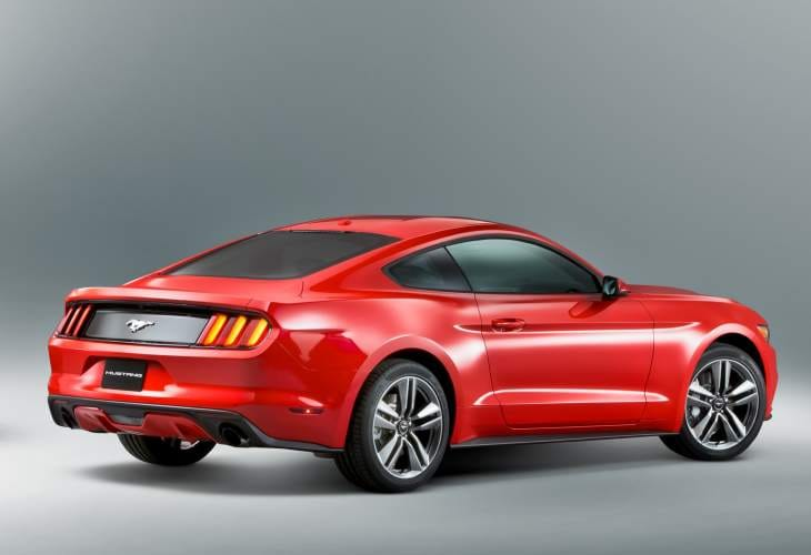 Free 2015 Ford Mustang ownership