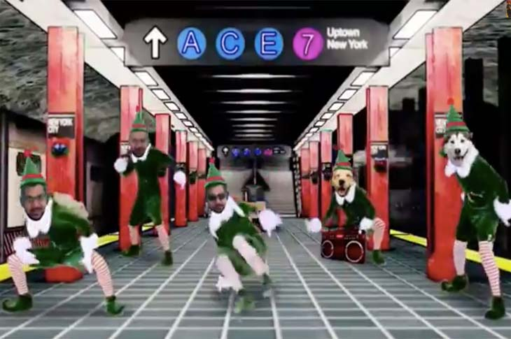 Free-Elf-Yourself-Breakin-dance