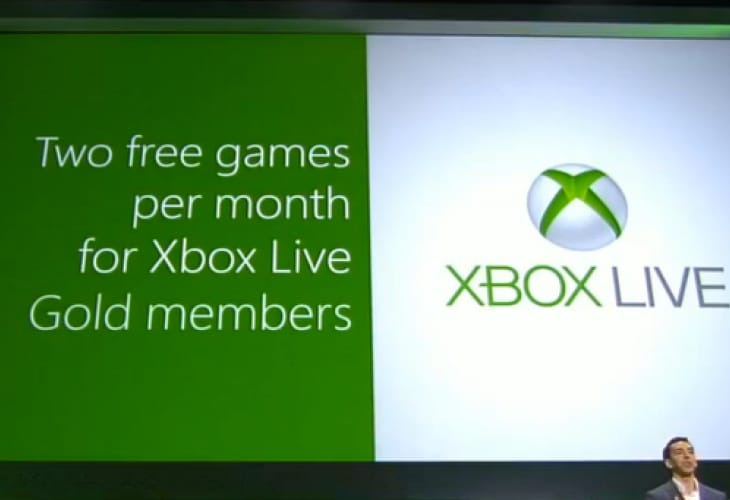 Free Xbox One games incentive coming in 2014