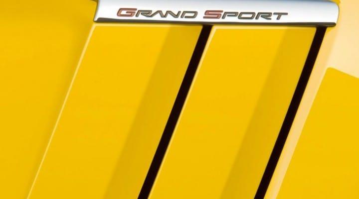Fresh 2014 C7 Corvette Grand Sport eye candy
