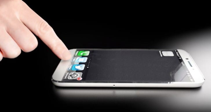 Fresh iPhone 6 concepts incorporate MacBook trackpad