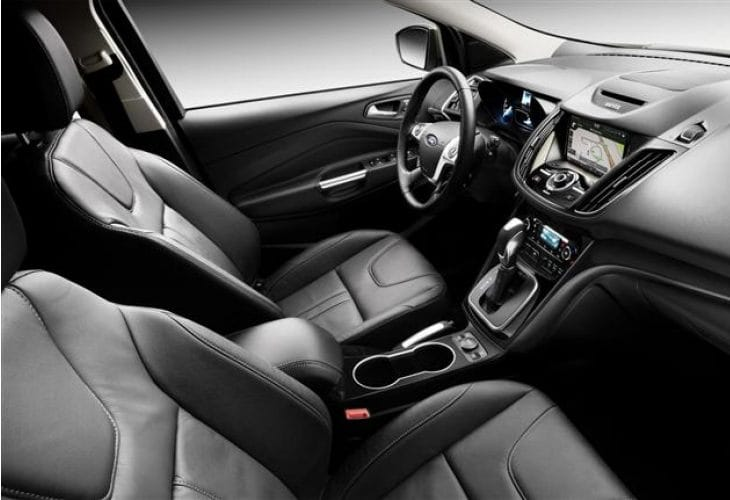 Fresh review of 2014 Ford Escape
