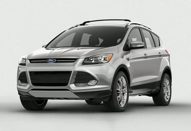 Fresh review of Ford Escape 2014