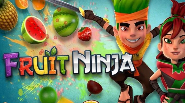 Fruit Ninja Free version 2 problems for Android