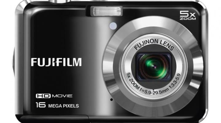 Fuji FinePix AX650 digital camera features explained
