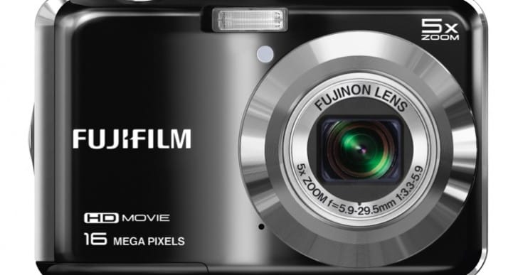 Fuji FinePix AX650 digital camera features explained
