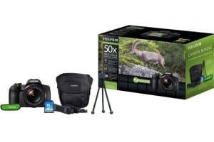 Fujifilm FinePix S1 16.4MP review of digital camera bundle