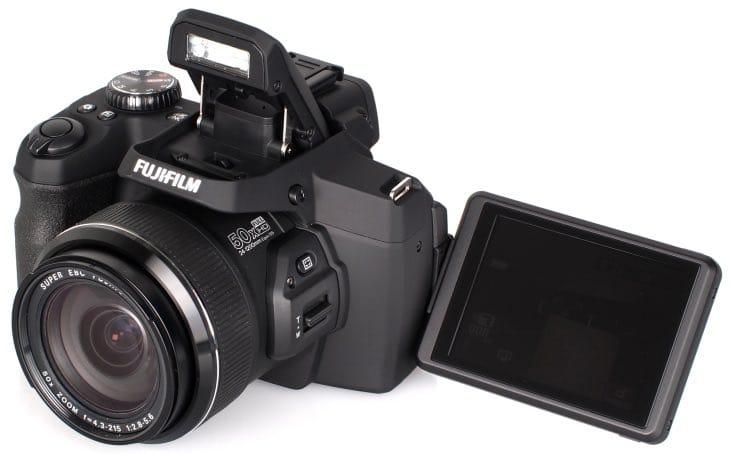 Fujifilm FinePix S1 specs