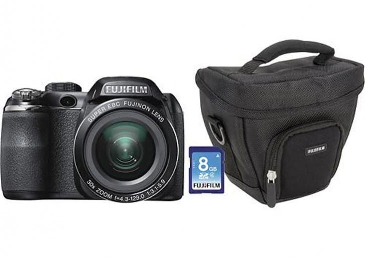 Fujifilm Finepix S4530 Review