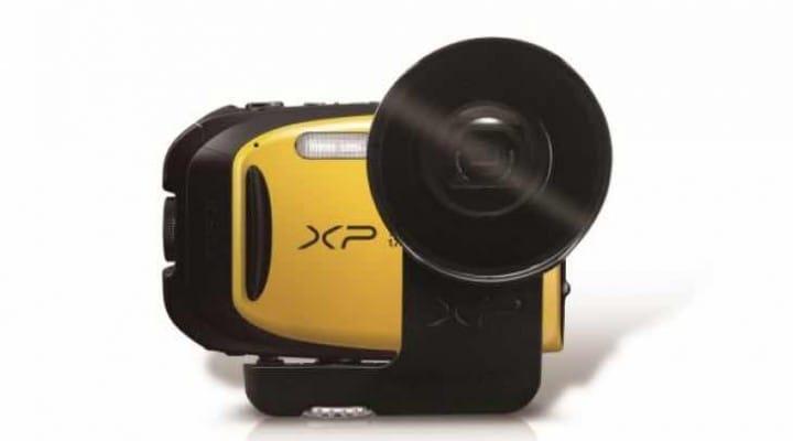 Fujifilm FinePix XP80 and XQ2 camera diversity