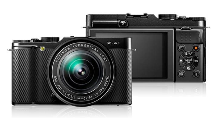 Fujifilm X-A1 delivers outstanding image quality