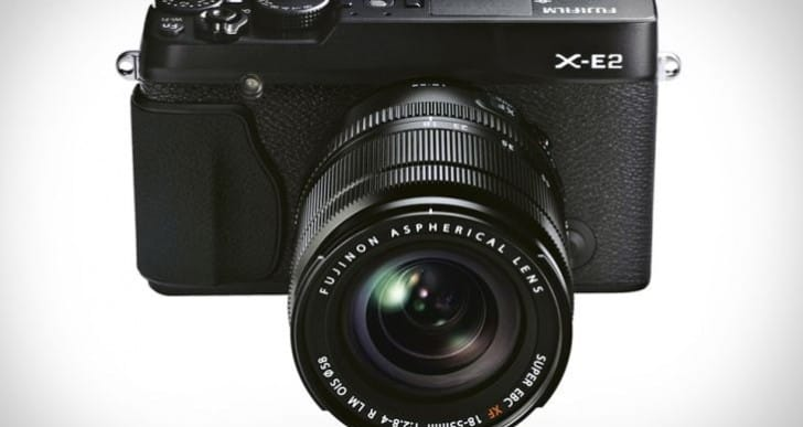 Fujifilm X-E2 review congregation details improvements