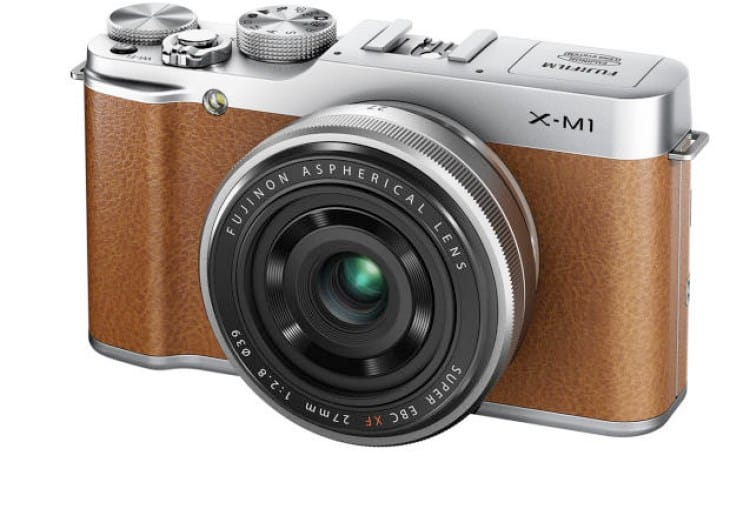 Fujifilm X-M1 hands-on review, the good and bad