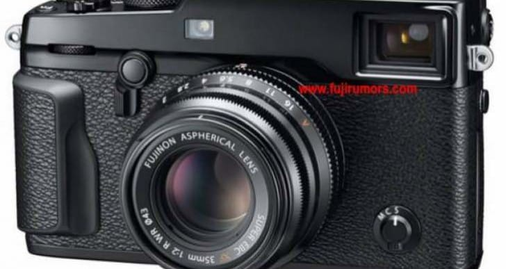 Fujifilm X-Pro2 images show minimal design changes