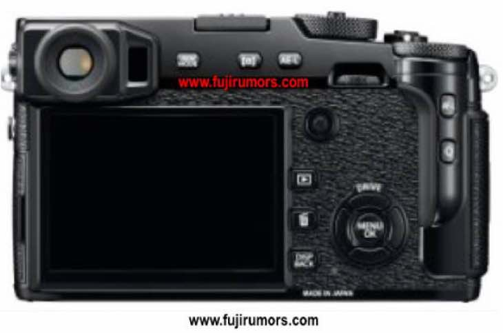 Fujifilm X-Pro2 leaked