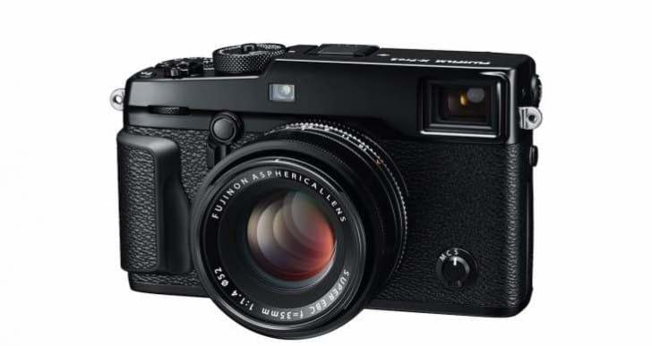 Fujifilm X-Pro2 specs lack 4K