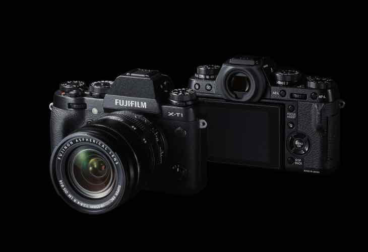 Fujifilm X-T1 firmware update 4.0 improves performance
