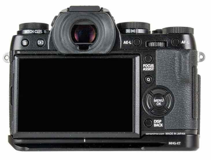 Fujifilm X-T1 firmware update 4.0