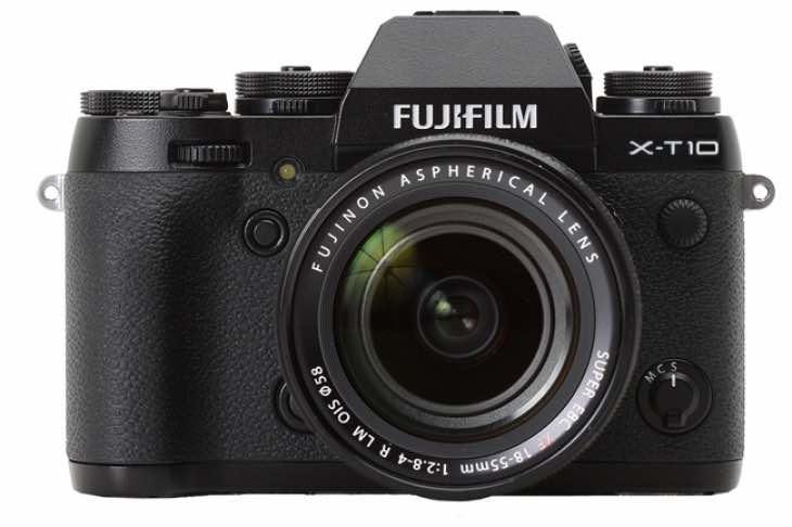Fujifilm X-T10 launch details