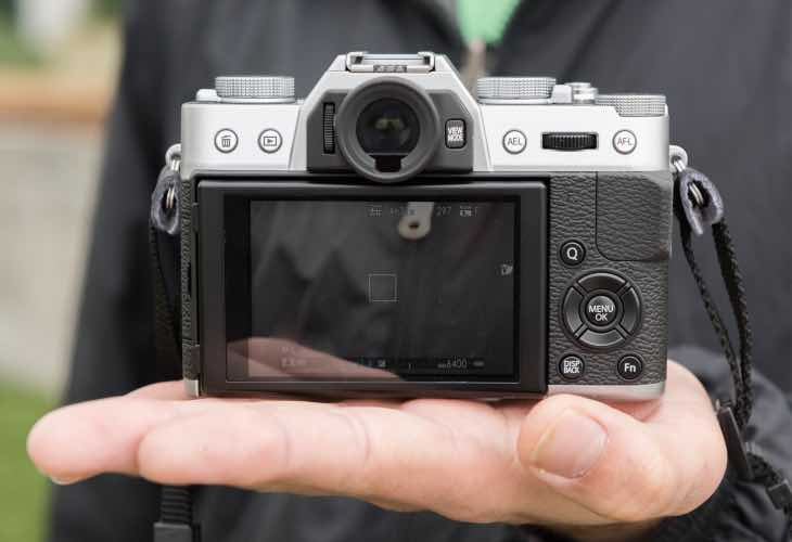Fujifilm X-T10 specs and features