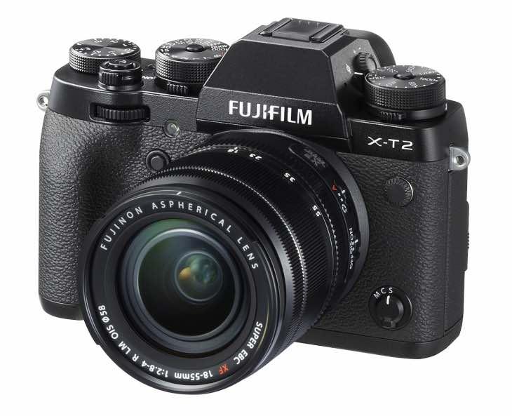 Fujifilm X-T2 pre-order