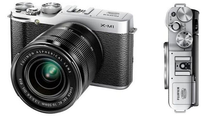 Fujifilm X-M1 vs. X-E1 in visual review