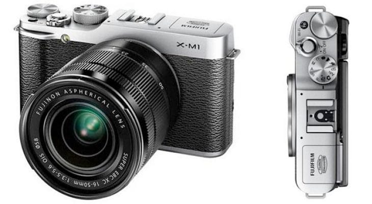 Fujifilm XM-1 vs. X-E1 in visual review