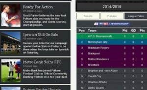 Fulham FC joins Man United FTBpro in Sept updates